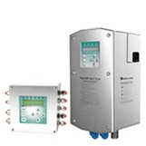 EPS Ex px purge system reduces the classification within the protected enclosure for Emerson