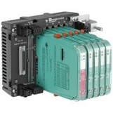 Compact Fieldbus Power Hub, Motherboard for Emerson Process Solutions.
